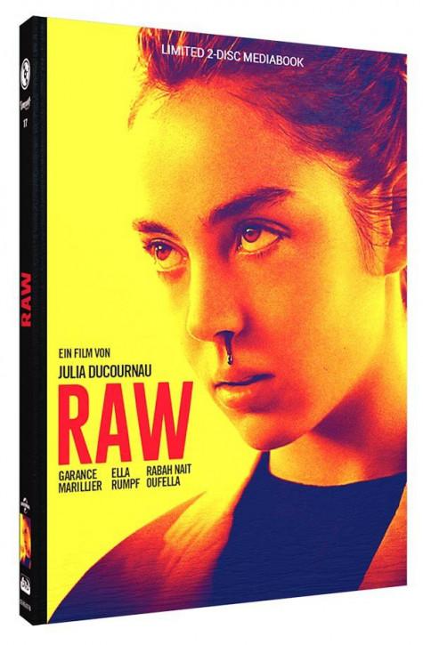 Raw - Limited Mediabook Edition - Cover B [Blu-ray+DVD]