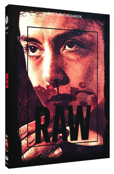 Raw - Limited Mediabook Edition - Cover C [Blu-ray+DVD]