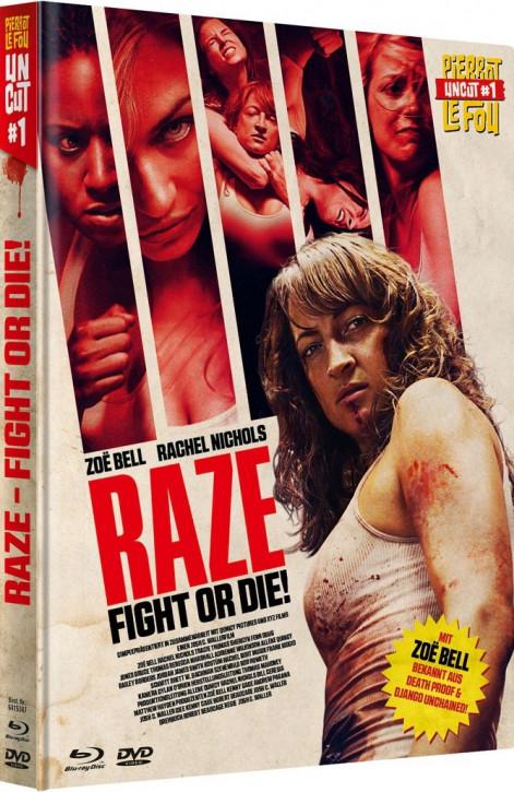 Raze - Fight or Die! - Pierrot Le Fou Uncut #1 [Blu-ray+DVD]