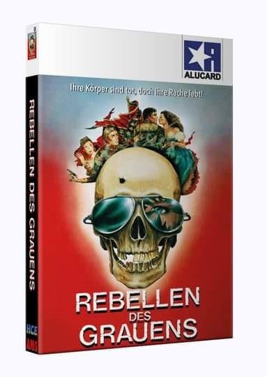 Rebell des Grauens - Große Hartbox [DVD]