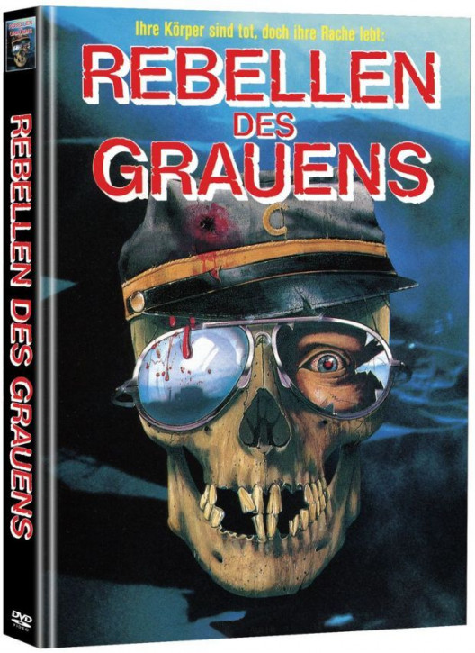 Rebellen des Grauens - Limited Mediabook Edition (Super Spooky Stories #102) - Cover A [DVD]