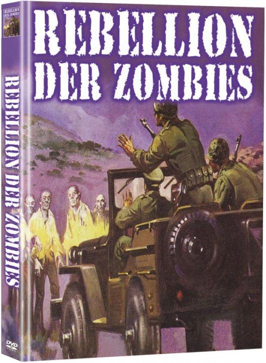 Rebellen des Grauens - Limited Mediabook Edition (Super Spooky Stories #102) - Cover B [DVD]