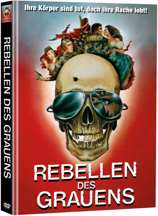 Rebellen des Grauens - Limited Mediabook Edition (Super Spooky Stories #102) - Cover C [DVD]
