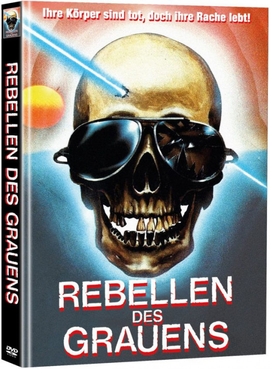 Rebellen des Grauens - Limited Mediabook Edition (Super Spooky Stories #102) - Cover D [DVD]