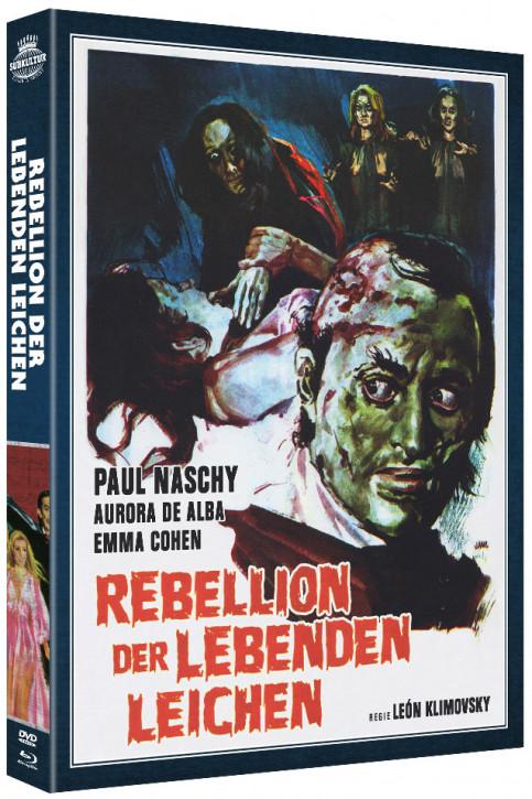 Rebellion der lebenden Leichen - Limited Puzzle Edition [Blu-ray+DVD]