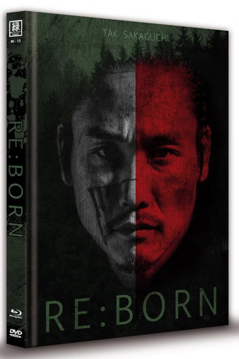 Re:Born - Limited Mediabook Edition - Cover B (OmU) [Blu-ray+DVD]