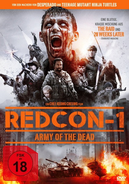 Redcon-1 - Army of the Dead [DVD]