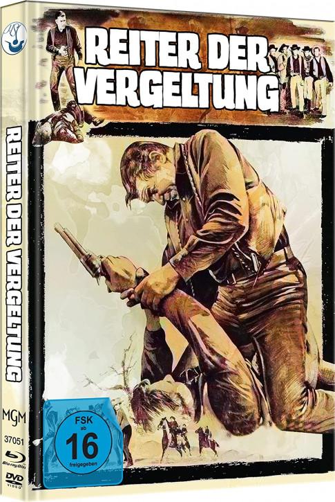 Reiter der Vergeltung - Limited Mediabook Edition [Blu-ray-DVD]