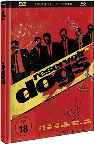 Reservoir Dogs - Limited Edition [Blu-ray+DVD]