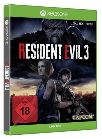 Resident Evil 3 - Remake [Xbox One]