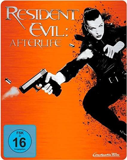 Resident Evil: Afterlife - Limited Steelbook Edition [Blu-ray]