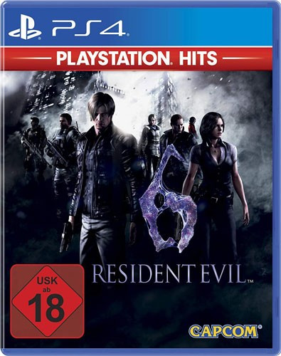 Resident Evil 6 - Playstation Hits [PS4]