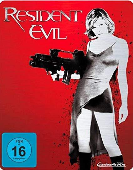 Resident Evil - Limited Steelbook Edition [Blu-ray]