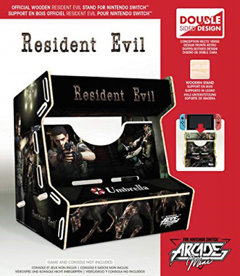 Switch - Arcade Mini Stand Resident Evil