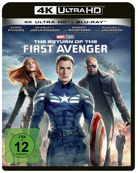 The Return of the First Avenger (4K Ultra HD)