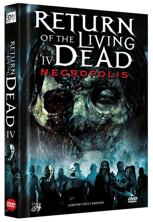 Return of the Living Dead 4 -  Limited Collector's Edition [DVD]