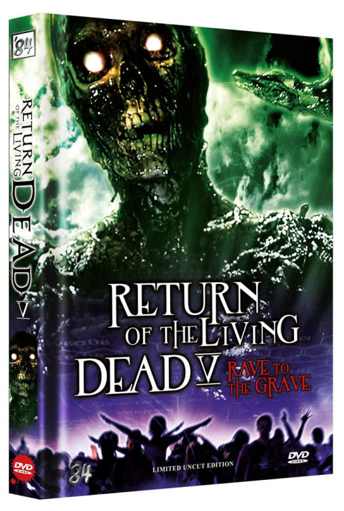 Return of the Living Dead 5 -  Limited Collector's Edition [DVD]