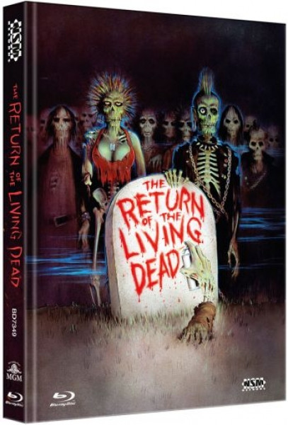 Return of the Living Dead - Limited Collector's Edition [Blu-ray]