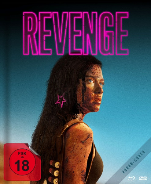 Revenge - Mediabook [Blu-ray+DVD]