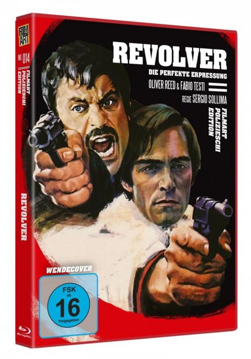 Revolver - Polizieschi Edition # 14 [Blu-ray]