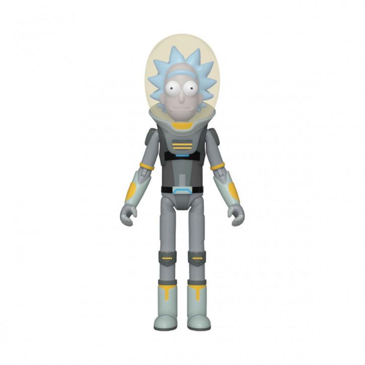 Rick & Morty - Actionfigur - Space Suit Rick