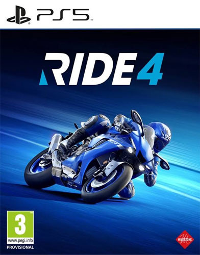 RIDE 4 [PS5]