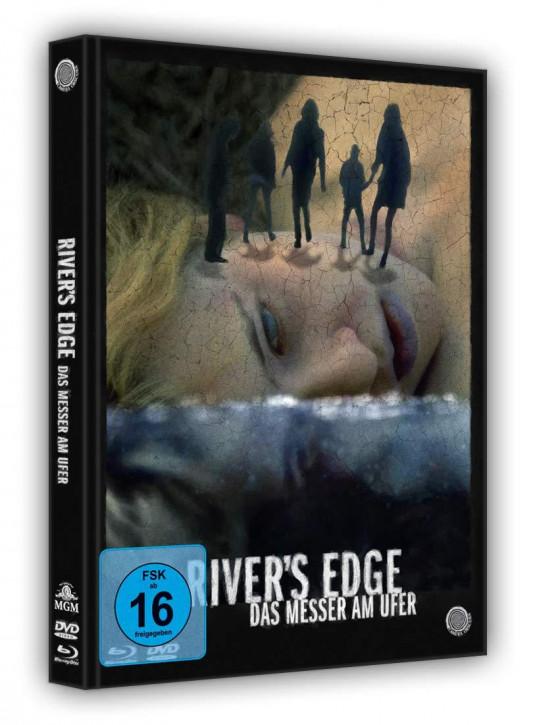 Rivers Edge - Das Messer am Ufer - Limited Mediabook Edition [Blu-ray]