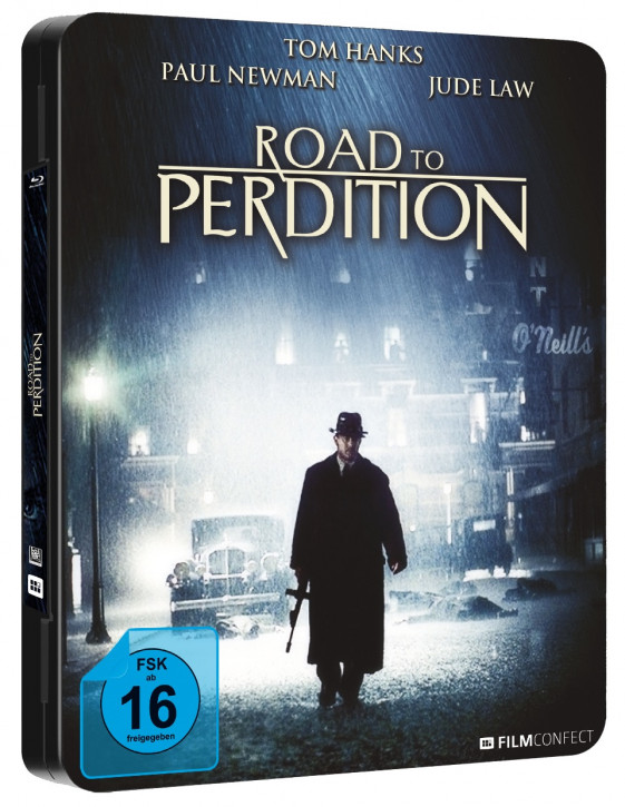 Road To Perdition (Future Pak) [Blu-ray]