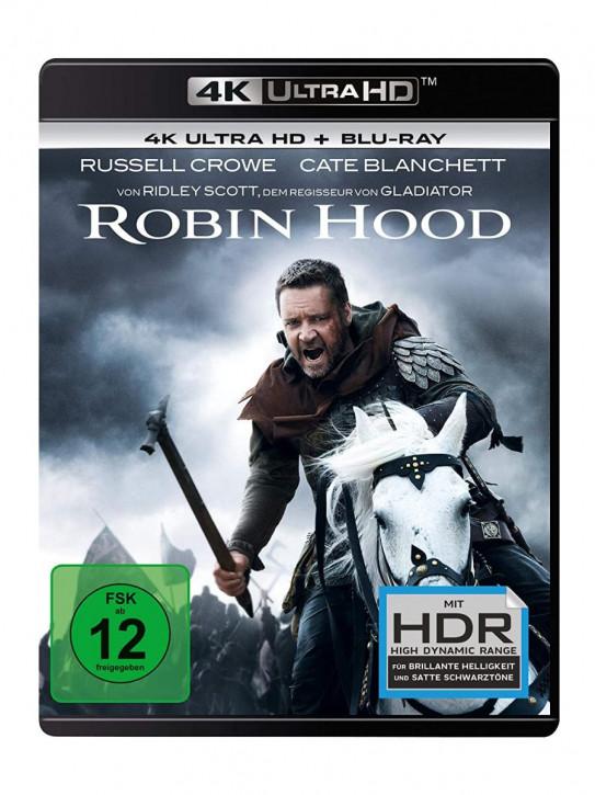 Robin Hood [4K UHD+Blu-ray]