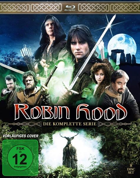 Robin Hood - Die komplette Serie [Blu-ray]