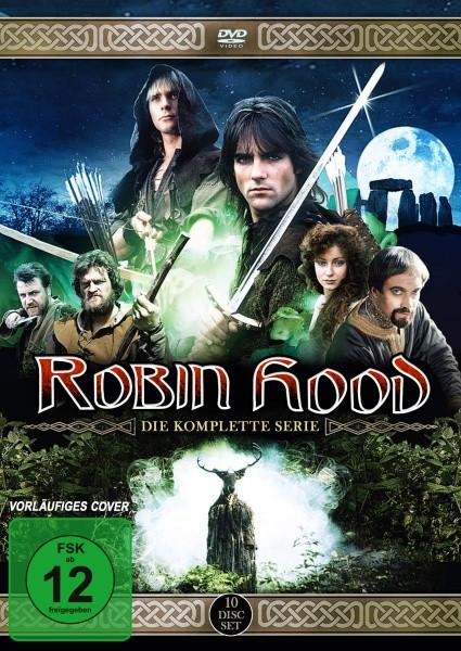 Robin Hood - Die komplette Serie [DVD]