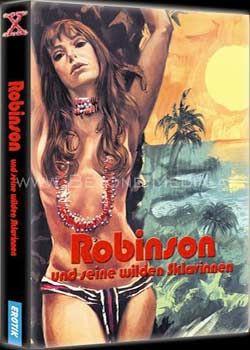 Robinson und seine wilden Sklavinnen - kleine Hartbox [DVD]