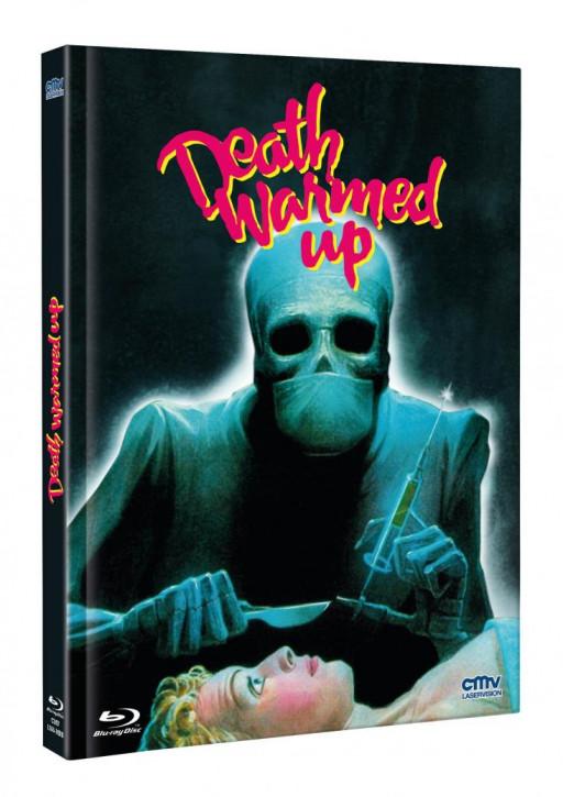Robot Maniac - Limited Mediabook - Cover B [Blu-ray+DVD]