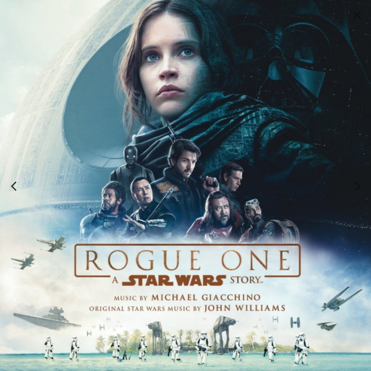 Rogue One: A Star Wars Story [Vinyl LP]