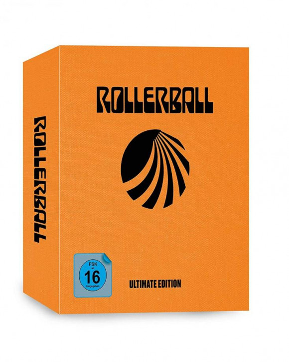 Rollerball - Ultimate Edition [4K UHD+Bluray]