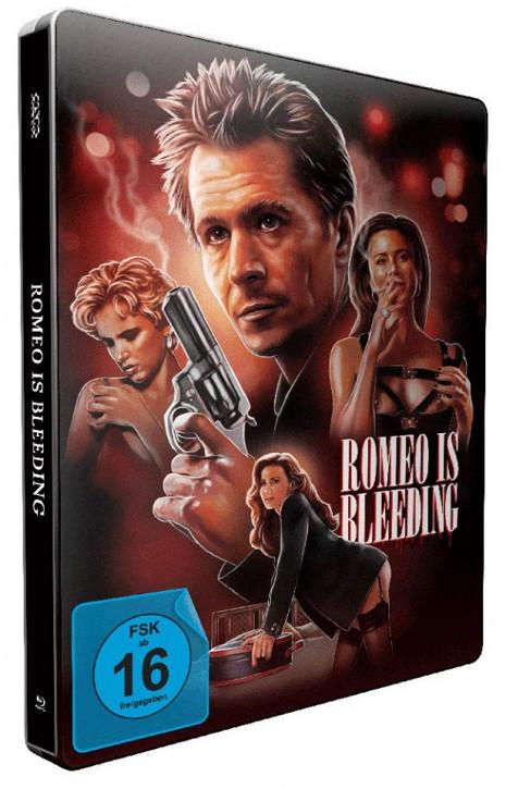 Romeo is Bleeding - Steelbook [Blu-ray]