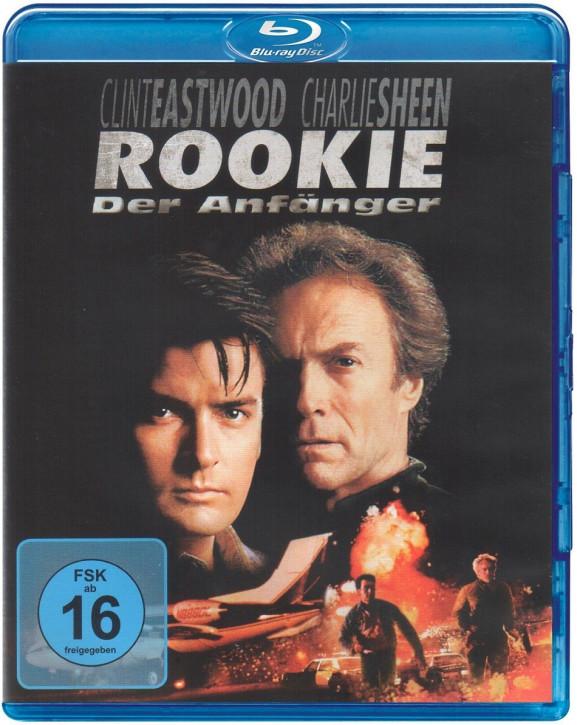 Rookie der Anfänger [Blu-ray]