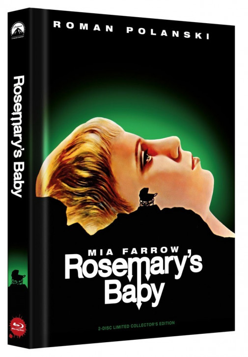 Rosemary's Baby - Limited Collector's Edition - Cover A [Blu-ray+DVD]
