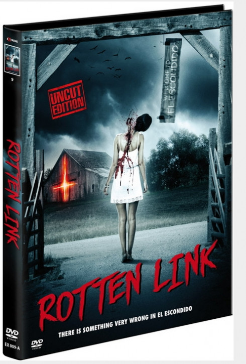 Rotten Link - Limited Mediabook - Cover A [DVD]