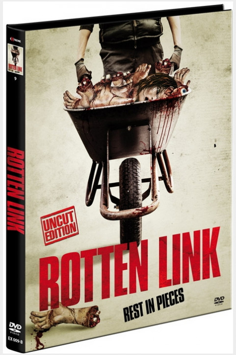 Rotten Link - Limited Mediabook - Cover B [DVD]