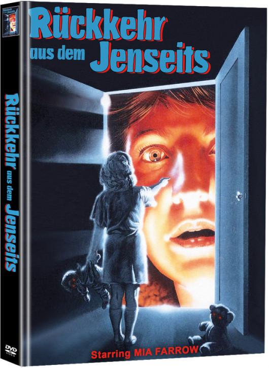 Rückkehr aus dem Jenseits - Limited Mediabook Edition (Super Spooky Stories #63) [DVD]