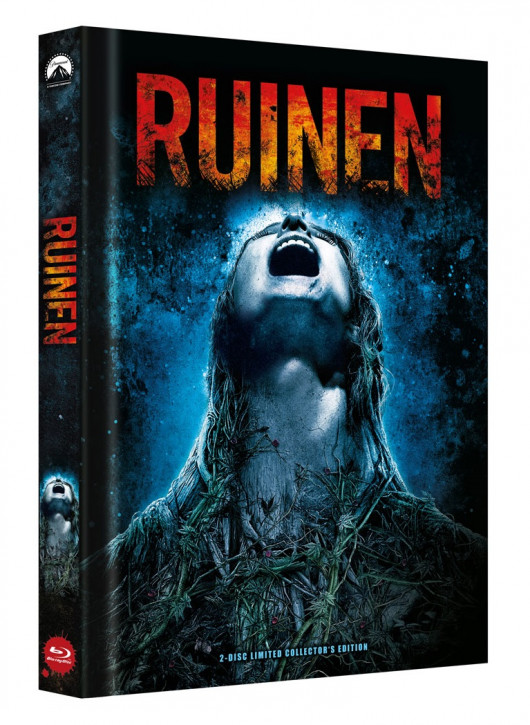 Ruinen - Limited Collectors Edition Mediabook - Cover A [Blu-ray+DVD]
