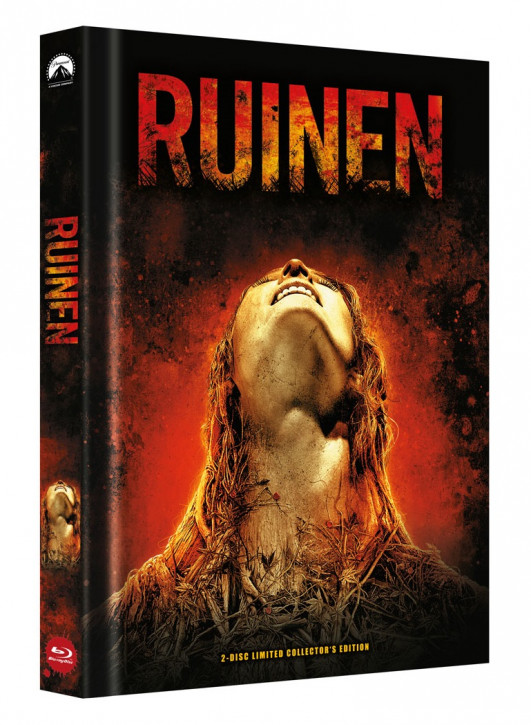 Ruinen - Limited Collectors Edition Mediabook - Cover B [Blu-ray+DVD]