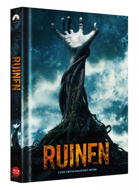 Ruinen - Limited Collectors Edition Mediabook - Cover C [Blu-ray+DVD]