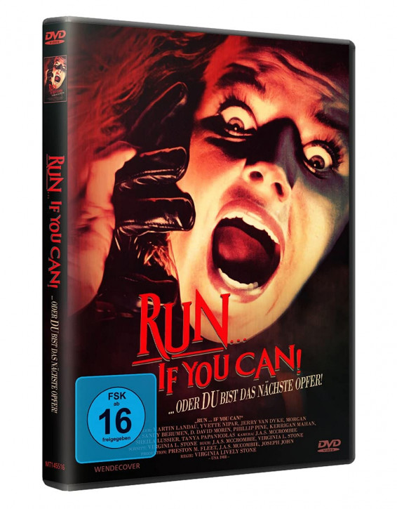 Run if you can oder du bist das nächste Opfer! [DVD]