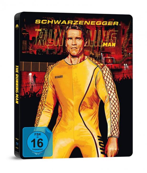 Running Man - Limited Steelbook [Blu-ray]