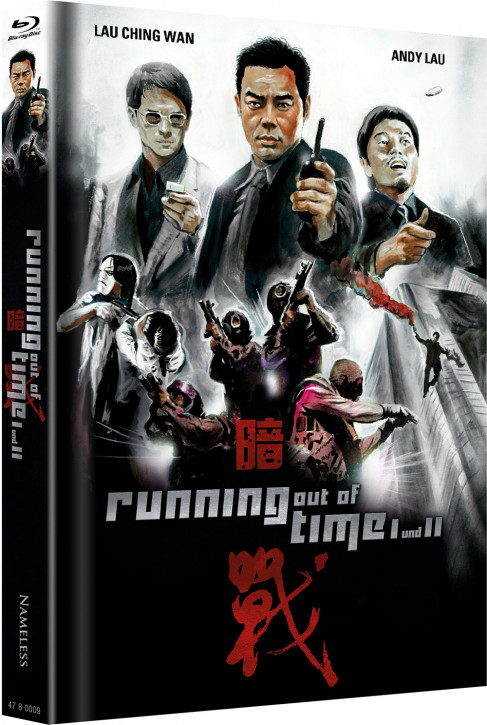 Running out of Time 1 & 2 - Limited Mediabook Edition - Cover A [Blu-ray]