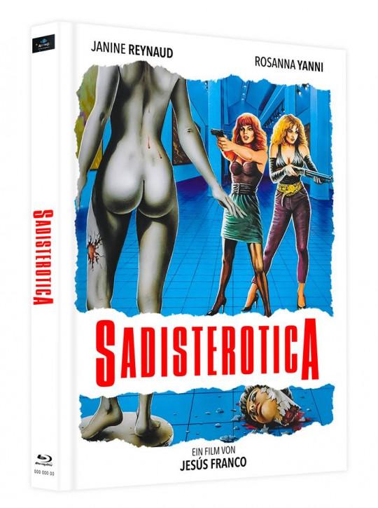 Sadisterotica - Rote Lippen - Mediabook - Cover B [Blu-ray]