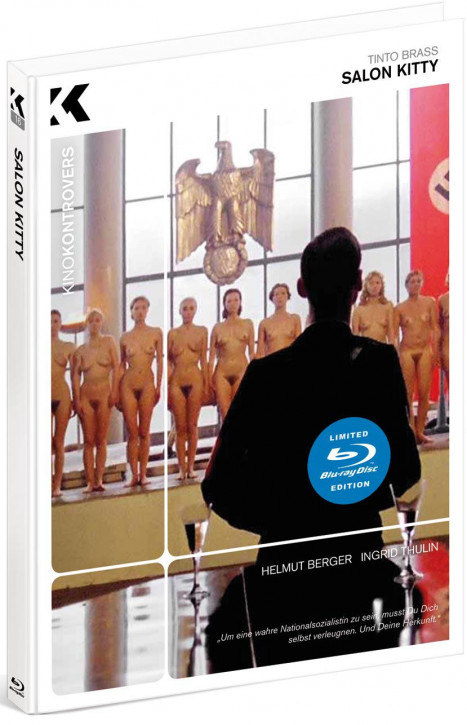 Salon Kitty UNCUT - Mediabook [Blu-ray]