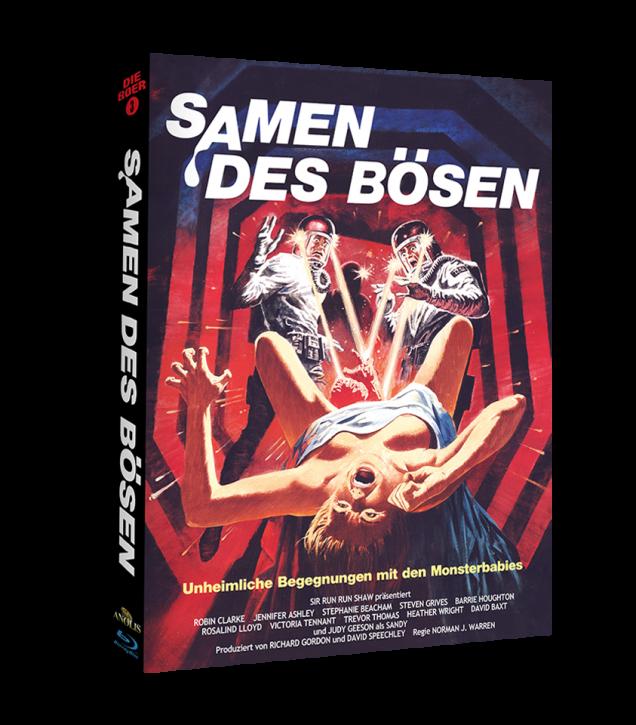 Samen des Bösen - Phantastische Filmklassiker Folge Nr. 11 - Cover A [Blu-ray]